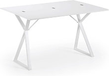 Kave Home - Console table Kita 130 x 45 (90) cm