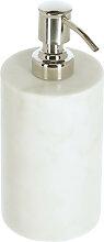 Kave Home - Distributeur de savon Elenei en marbre
