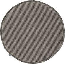 Kave Home - Galette de chaise ronde Sora velours