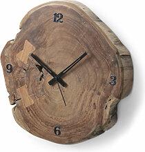 Kave Home - Horloge murale Asiriq Ø 35 cm