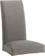 Kave Home - Housse de chaise Freda gris