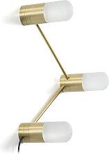 Kave Home - Lampe de table ou applique Badra