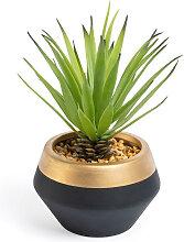 Kave Home - Petit Palmier artificielle en pot en