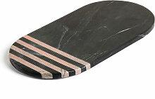 Kave Home - Planche à découper ovale Brontwell