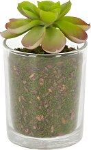 Kave Home - Plante artificielle Aeonium