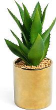 Kave Home - Plante artificielle Agave