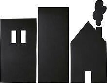 Kave Home - Sticker mural en vinyl Nisi imprimé
