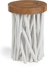 Kave Home - Table d'appoint Drom Ø 35 cm