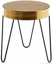 Kave Home - Table d'appoint Juvenil Ø 45 cm.