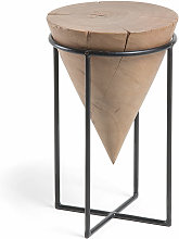 Kave Home - Table d'appoint Rawra Ø 31 cm