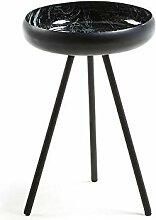 Kave Home - Table d'appoint Reuber Ø 37 cm.