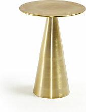 Kave Home - Table d'appoint Rhet Ø 39 cm