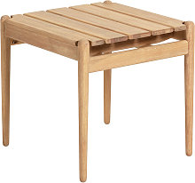 Kave Home - Table d'appoint Simja 47 x 47 cm