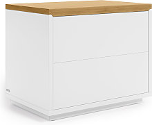 Kave Home - Table de chevet Abilen en