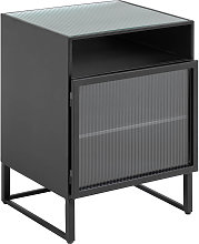 Kave Home - Table de chevet Trixie 45 x 58 cm