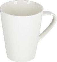 Kave Home - Tasse Pierina porcelaine blanc