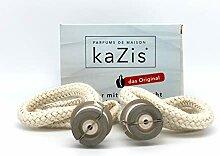 Kazis® 2 brûleurs avec mèche de rechange pour