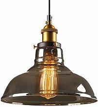 KBEST Lampe Suspendue en Verre, Lantu Creative
