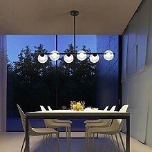 KBEST Moderne Lampe Suspension en Table à Manger