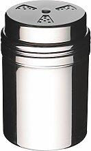 KC BLUE KCMULTI Shaker, Acier Inoxydable, Argent,