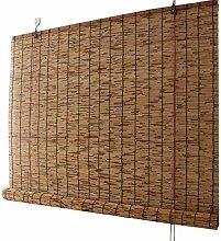 KDDEON Stores À Rouleaux en Bambou de Décoration