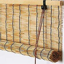 KDDFN Store Enrouleur Bambou Naturel,Ombrage de