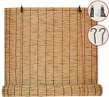 KDDFN Stores en Bambou Naturel,Store Enrouleur en