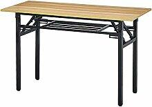 keai Table Pliante Table de Formation et Chaise