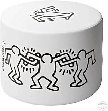 KEITH HARING - Pouf Keith Haring