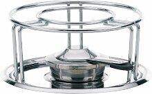 Kela 60127 réchaud pour fondues et wok, métal