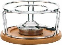 Kela 61000 réchaud pour fondues et wok, métal