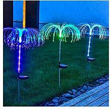 KELITE Lumière de Peluche de Jardin Solaire, LED