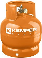 Kemper 1160 bouteille vide Kg 2 attaque italien
