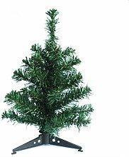 Kentop Sapin de Noël artificiel avec support Vert