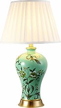 kerryshop Lampe de Chevet Lampe de Table en