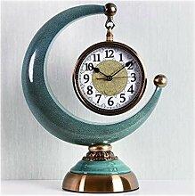 kerryshop Réveil Horloge de Bureau/créatif,