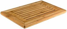 Kesper 58105 Planche à Découper Plastique/Bambou