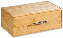 KESPER 58581FSC Boîte à Pain, Bambou, Marron,