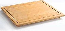 Kesper - Planche à découper protège plaque en