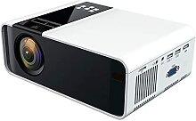 Kettles Videoprojecteur WiFi 1080p Projecteur sans