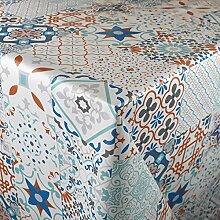KEVKUS Nappe en toile cirée au mètre B5010-02