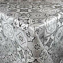 KEVKUS Nappe en toile cirée - Largeur : 160 cm -