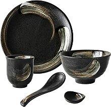Kezto Style Japonais en Céramique Riz Cuillère