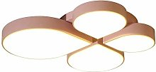 KFDQ Nhdy Moderne Led Plafonnier Dimmable Forme de