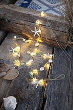 Khevga Guirlande lumineuse à 20 LED en forme de