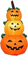KIACIYA Halloween LED Gonflable Halloween