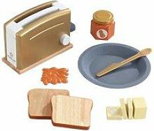 Kidkraft ensemble de grille-pain 11 pcs modern
