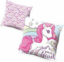 Kids Unicornes Référence KD Coussins Textiles de