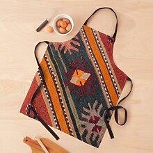 Kilim décoratif, armure Navaho, textile tissé