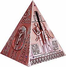 Kilimazart Pyramid Banque d'argent Tirelire